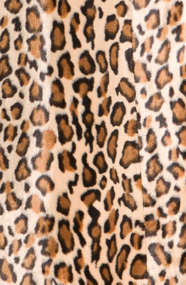 Alternate Image 3  - Mcginn Leopard Print Capelet