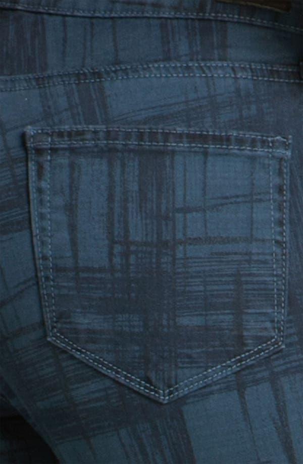 Alternate Image 3  - Paige Denim 'Verdugo' Skinny Jeans (Preppy)