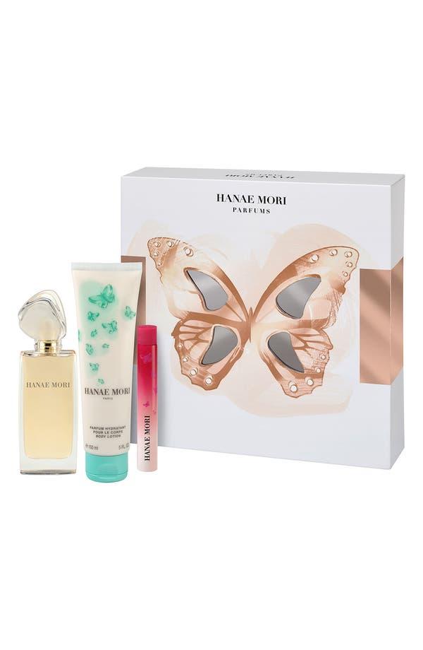 Alternate Image 1 Selected - Hanae Mori 'Butterfly' Gift Set