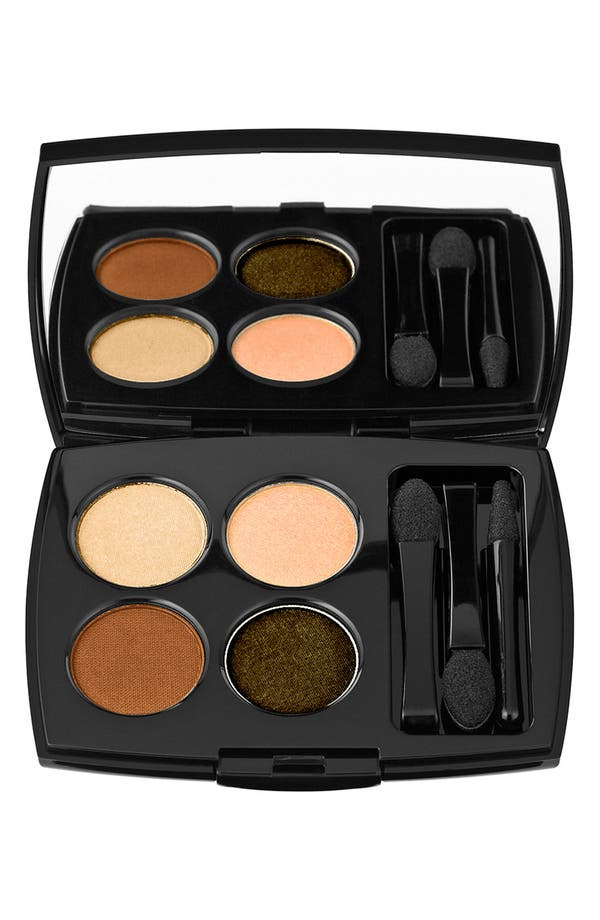 Alternate Image 1 Selected - Lancôme 'Color Design' Sensational Effect Eyeshadow Quad - Smooth Hold