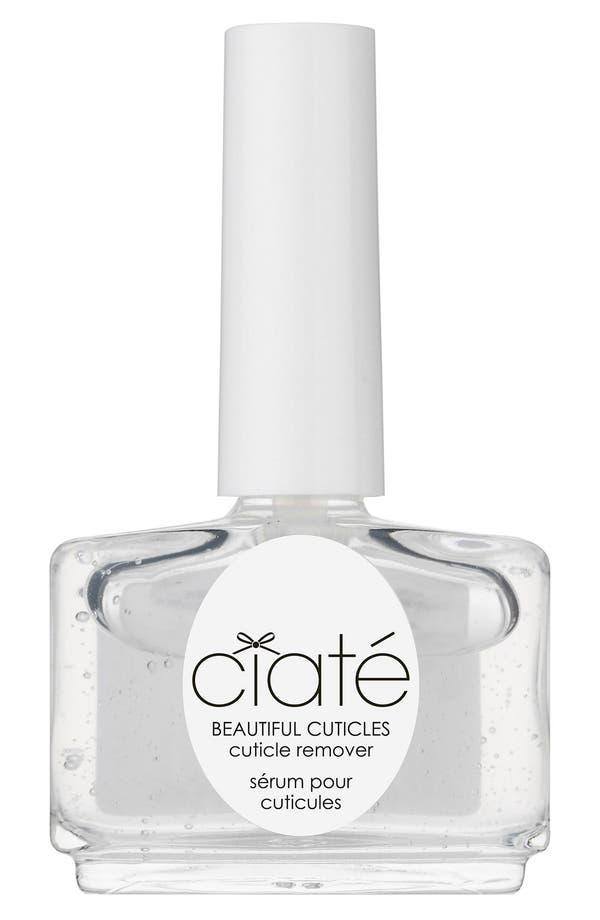 Main Image - Ciaté 'Beautiful Cuticles' Cuticle Remover