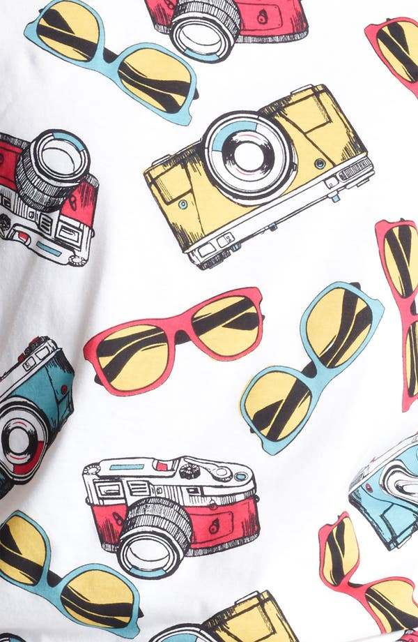 Alternate Image 3  - Topman 'Sunglasses and Cameras' All Over Print T-Shirt