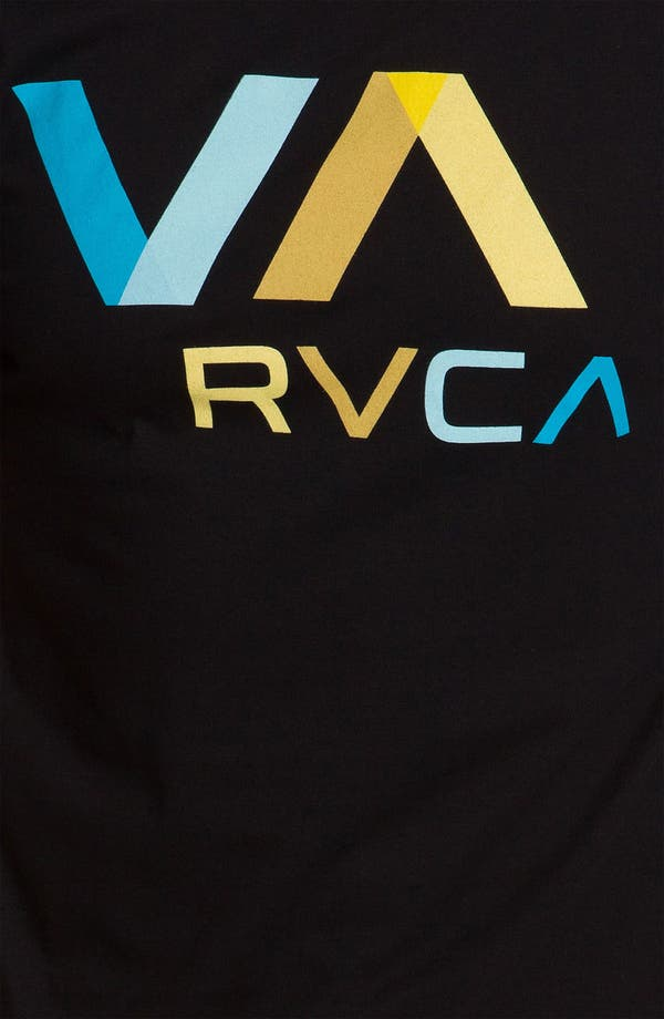 Alternate Image 3  - RVCA 'Colors' T-Shirt