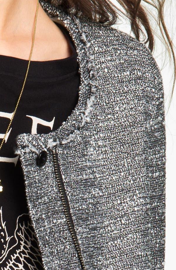 Alternate Image 3  - Maison Scotch Tweed Blazer
