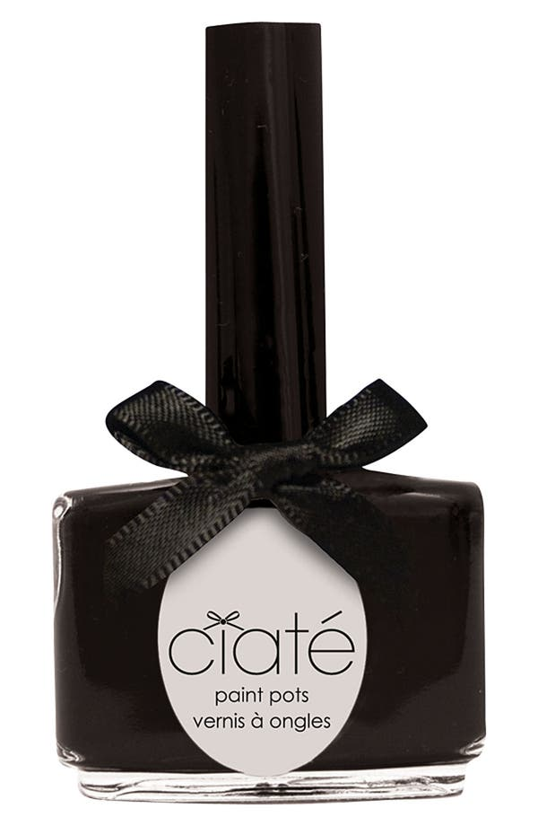 Alternate Image 1 Selected - Ciaté 'Unrestricted Glam' Paint Pot