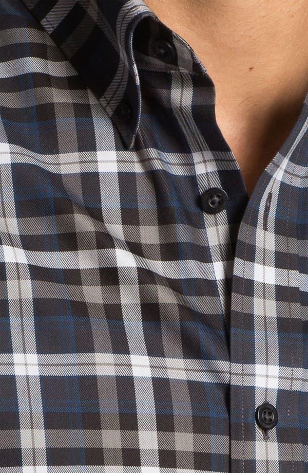 Alternate Image 3  - Nordstrom Regular Fit Twill Sport Shirt