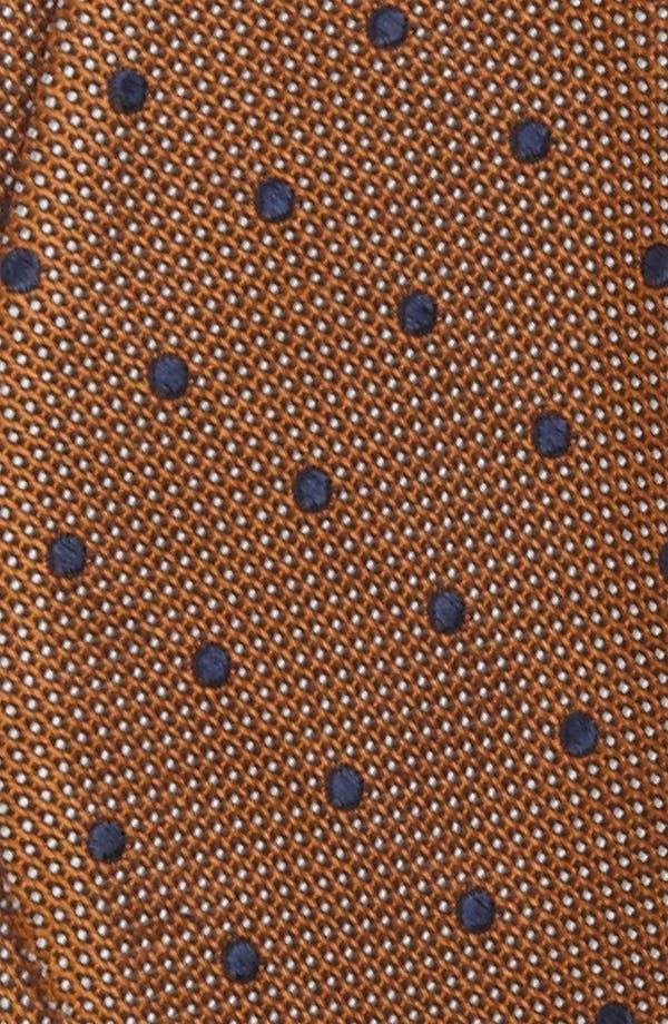 Alternate Image 3  - John W. Nordstrom® Woven Silk Bow Tie