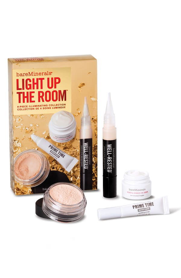 Alternate Image 1 Selected - bareMinerals® 'Light Up The Room™' Illuminating Collection ($74 Value)