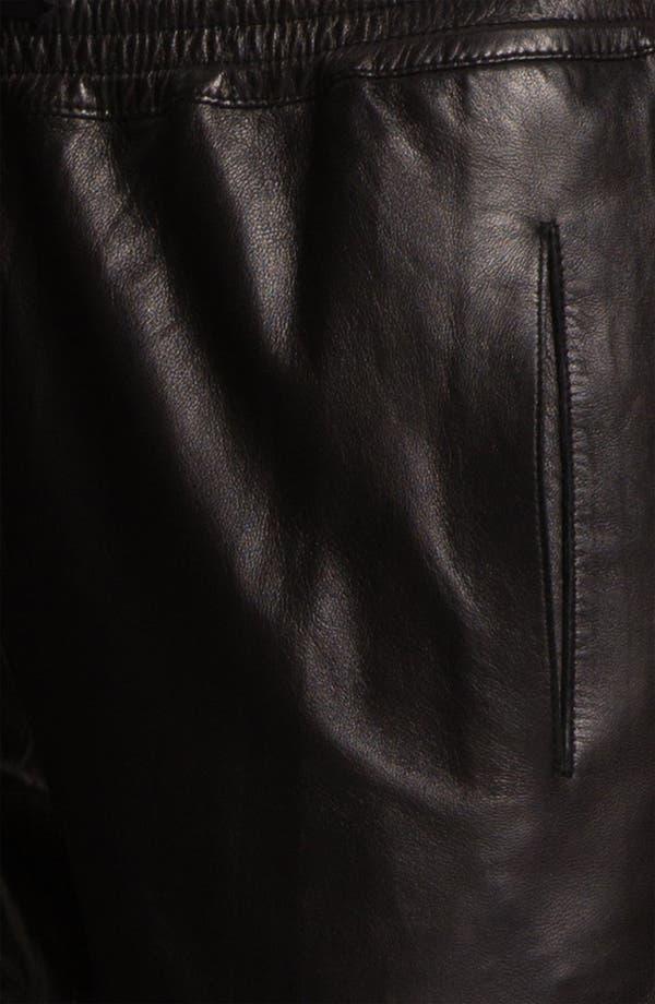 Alternate Image 3  - Vince Leather Pants