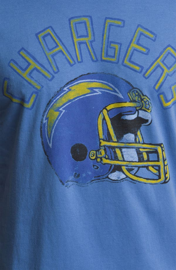 Alternate Image 3  - Junk Food 'San Diego Chargers' T-Shirt