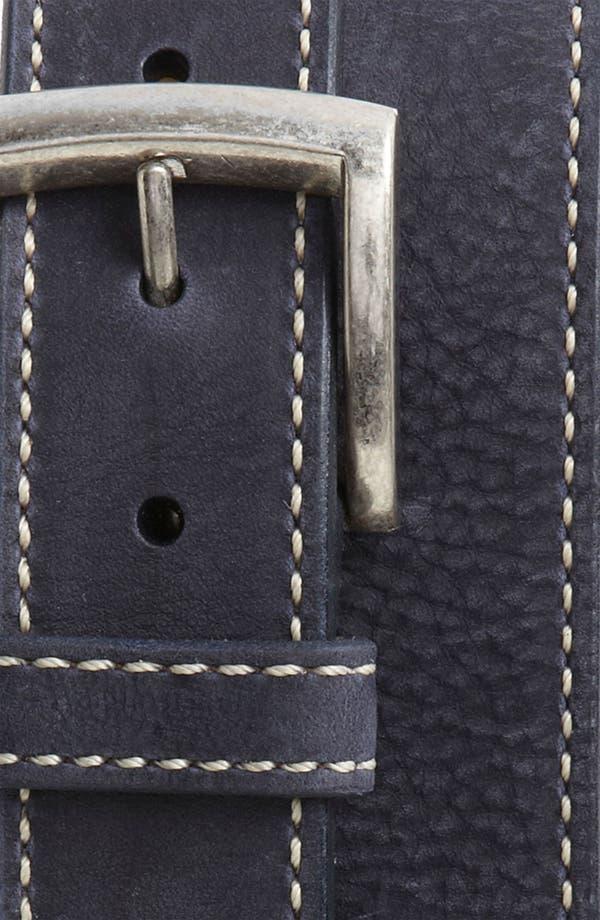 Alternate Image 2  - Allen Edmonds 'Cottonwood' Leather Belt