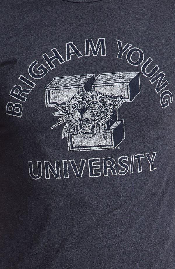Alternate Image 3  - The Original Retro Brand 'Brigham Young' T-Shirt