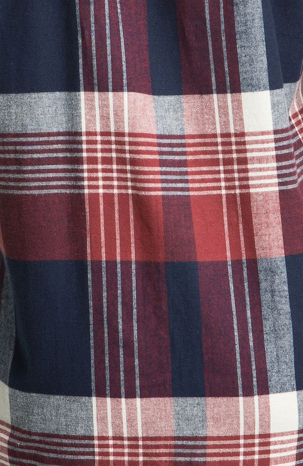 Alternate Image 3  - Ezekiel 'Lakeport' Plaid Flannel Shirt