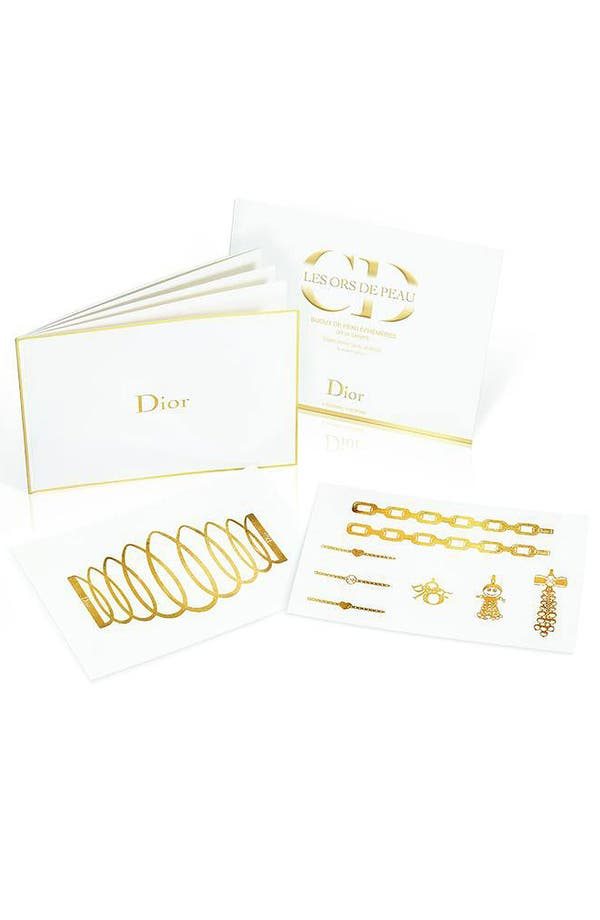 Main Image - Dior 'Grand Bal' Golden Tattoos