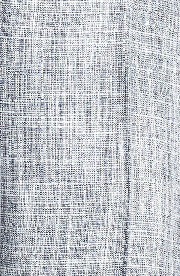 Alternate Image 3  - Oscar de la Renta Metallic Mélange Pants