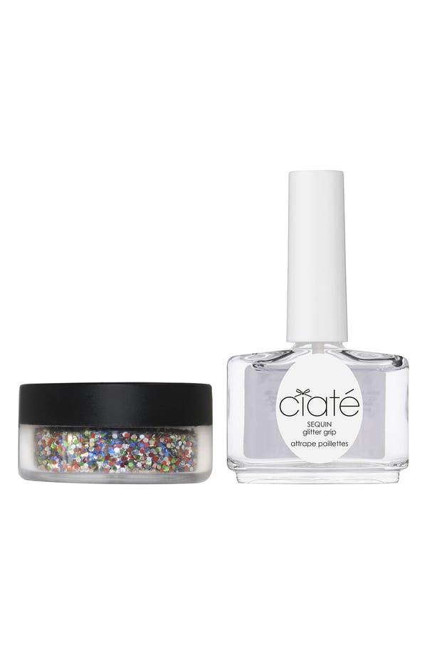 Main Image - Ciaté 'Sequin Manicure™ - Harlequin' Set