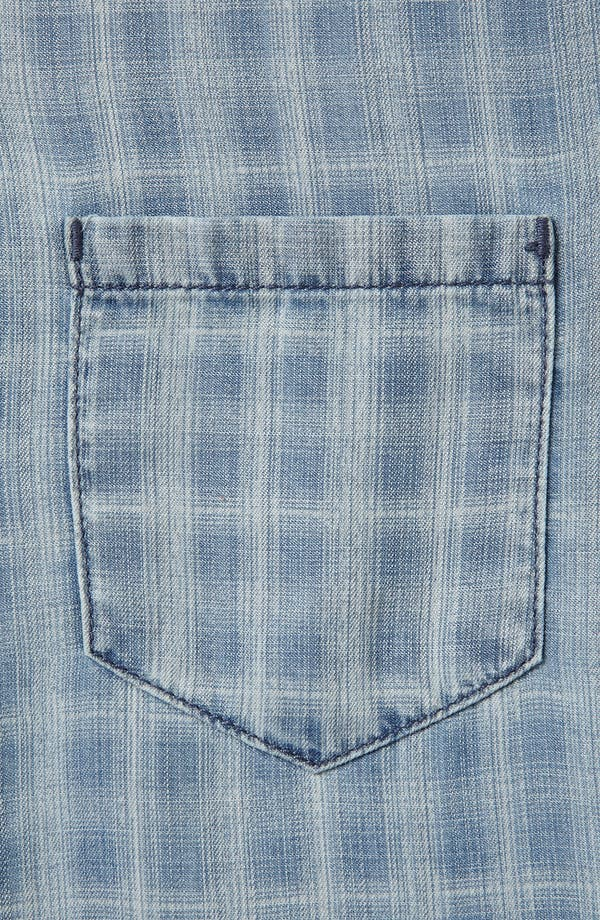 Alternate Image 3  - Topshop 'Penn Check' Shirt