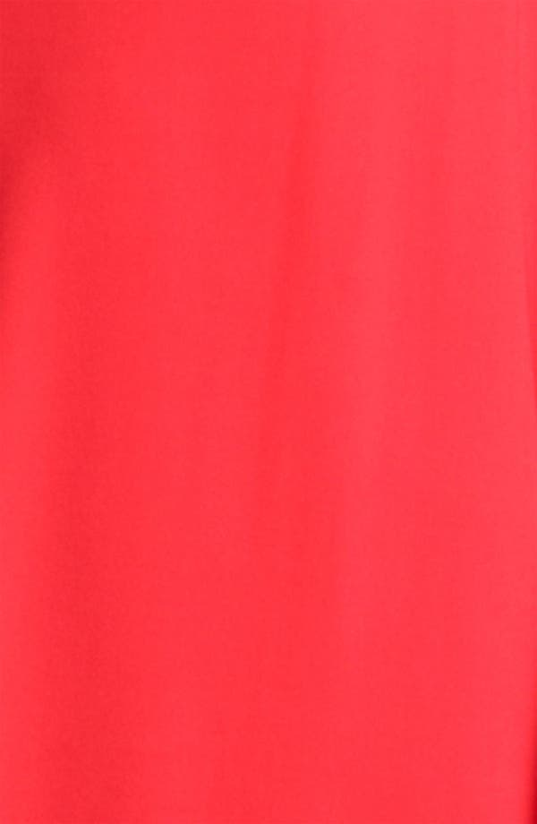 Alternate Image 3  - Michael Kors One Shoulder Matte Jersey Dress