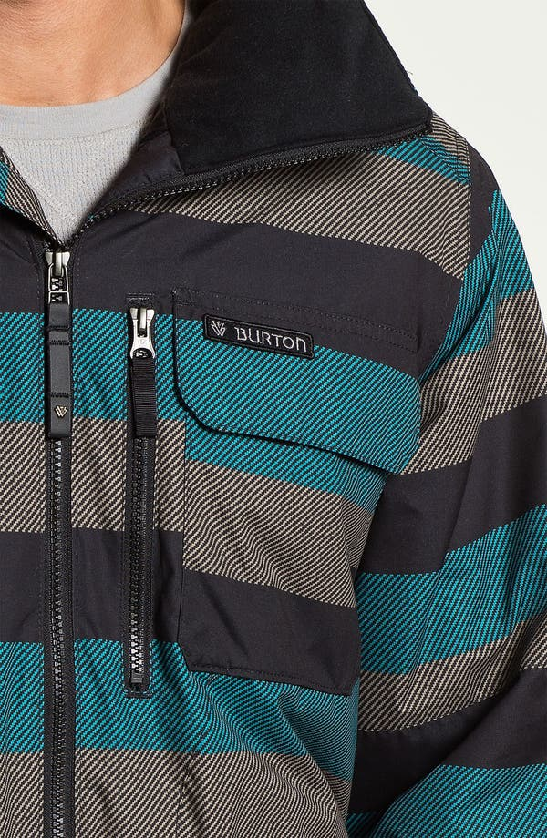 Alternate Image 3  - Burton 'The White Collection - Prizefighter' Jacket