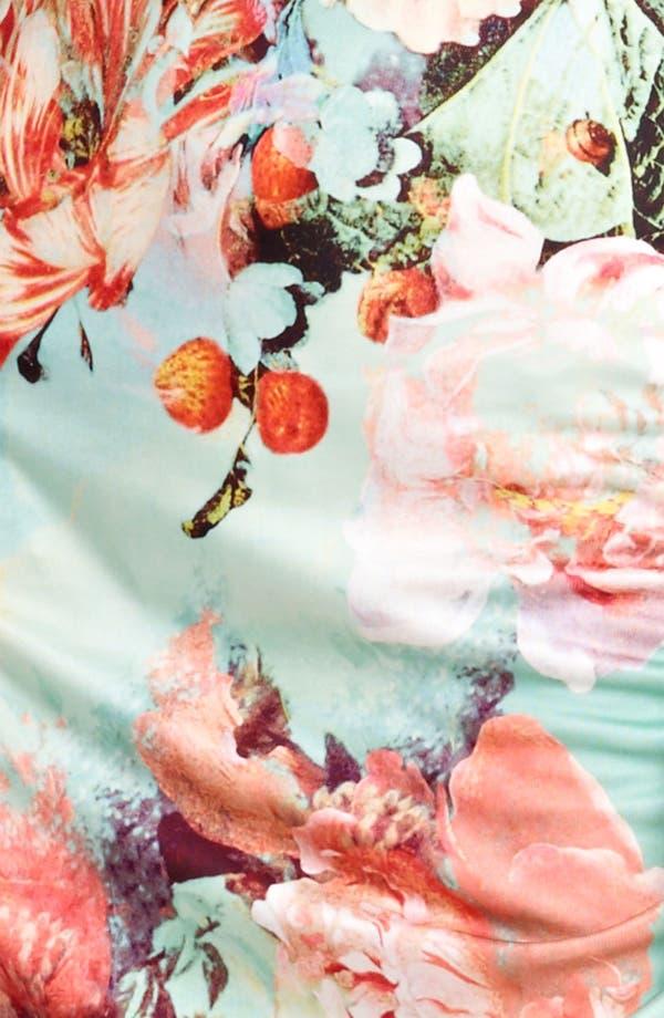 Alternate Image 3  - Jean Paul Gaultier Fuzzi Print Tulle & Jersey Dress