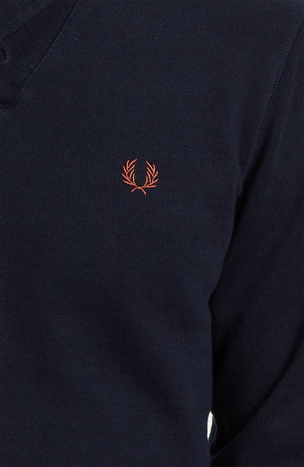 Alternate Image 3  - Fred Perry Shawl Collar Pullover