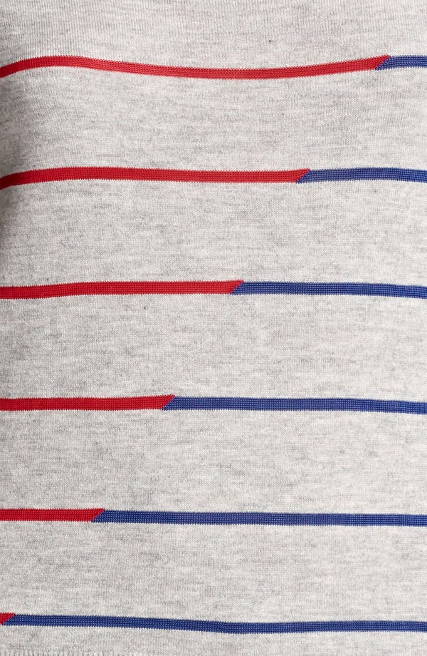 Alternate Image 3  - Band of Outsiders Stripe Sweater