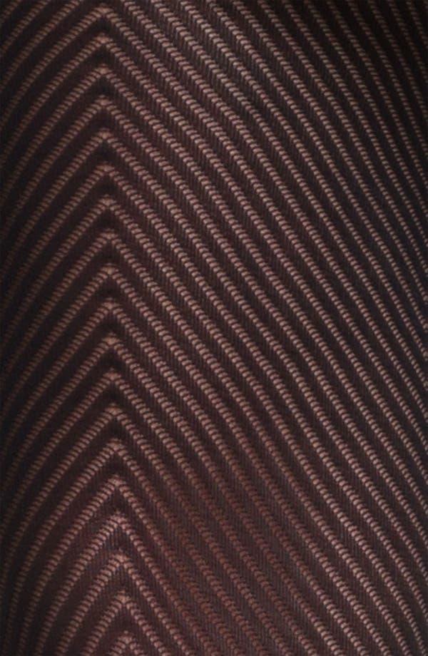 Alternate Image 2  - Calvin Klein 'Overscale Herringbone' Tights