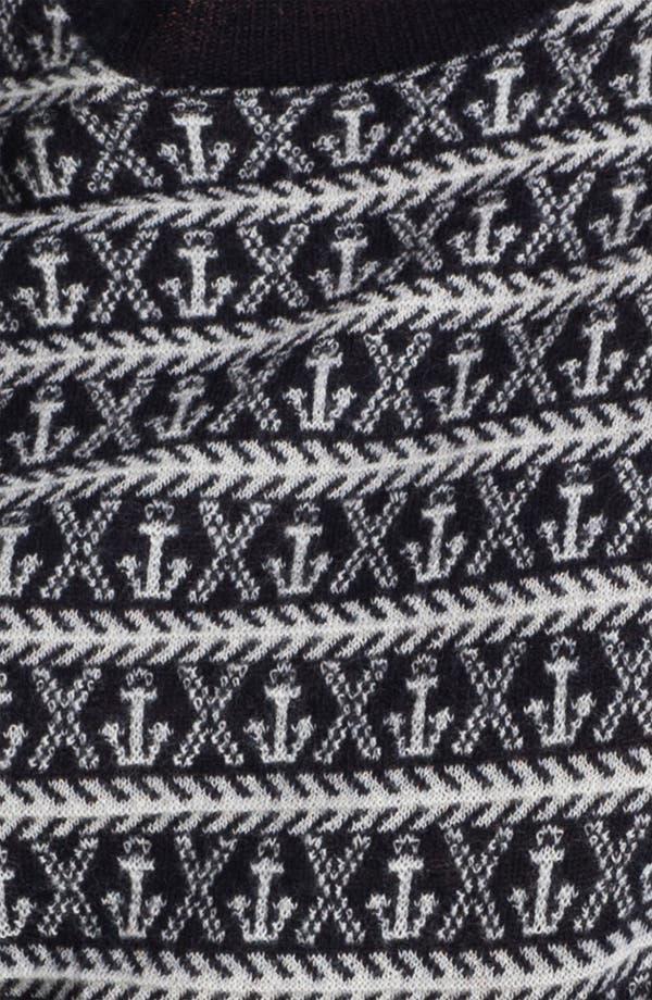 Alternate Image 3  - A.L.C. Anchor Crewneck Sweater