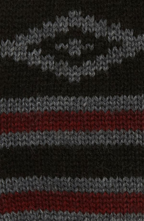 Alternate Image 2  - Obey 'Aztec' Fingerless Gloves