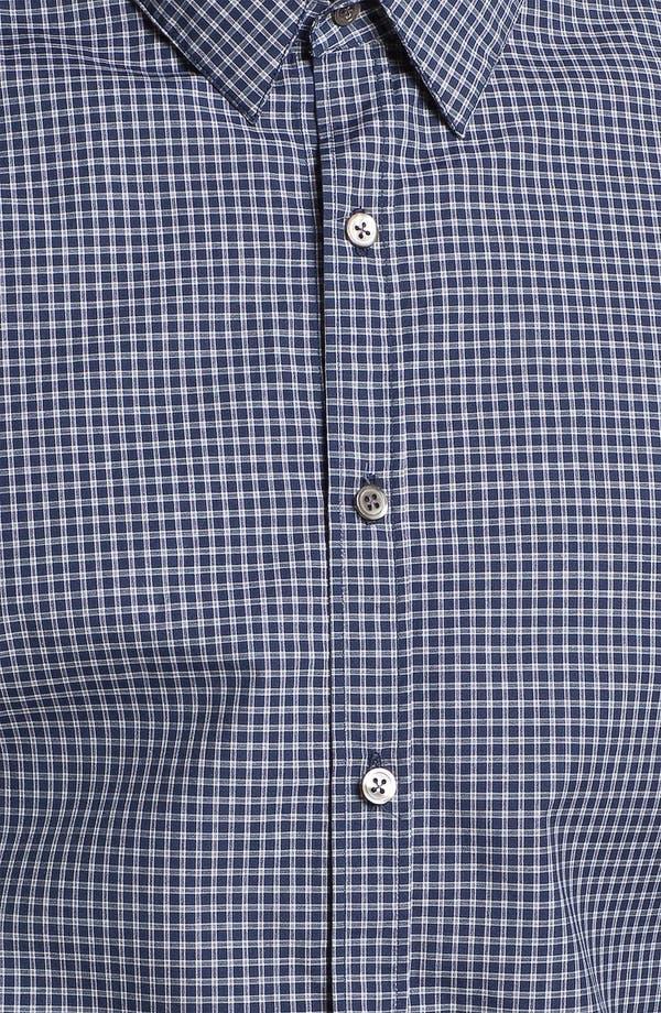 Alternate Image 3  - Theory 'Zack' Check Shirt