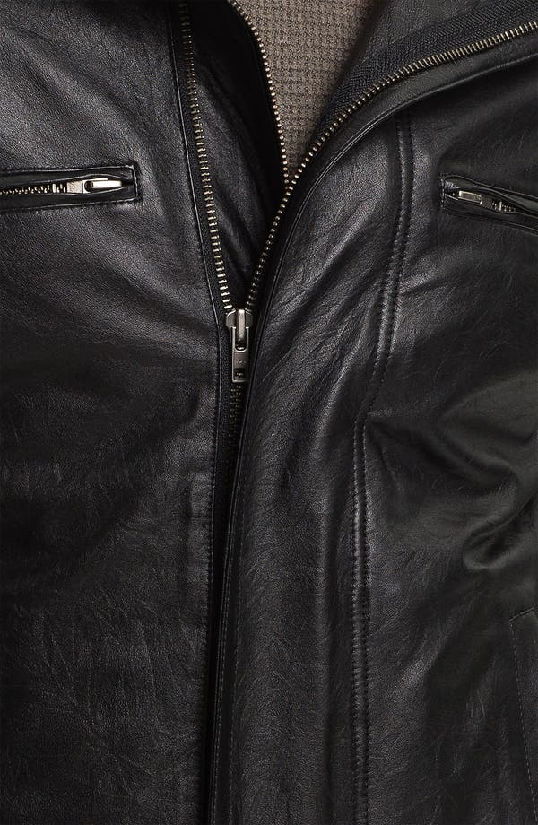 Alternate Image 3  - Zachary Prell 'Barclay' Leather Jacket