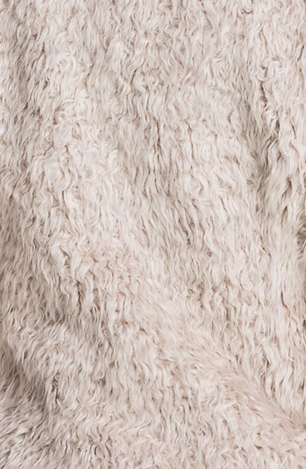 Alternate Image 3  - Laundry by Shelli Segal 'Oslo' Faux Fur Jacket