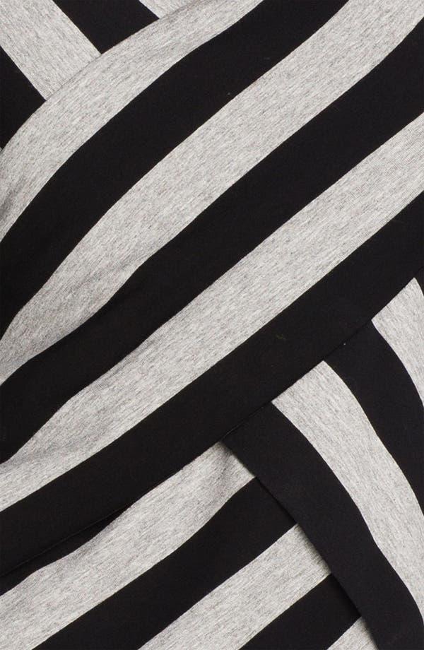 Alternate Image 3  - Vince Camuto Stripe Bandage V-Neck Top