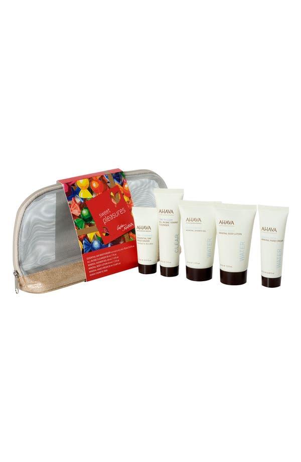 Main Image - AHAVA 'Sweet Pleasures - Face & Body' Travel Set ($38.50 Value)