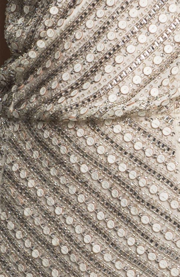 Alternate Image 3  - Tracy Reese Beaded Silk Racerback Slip Dress