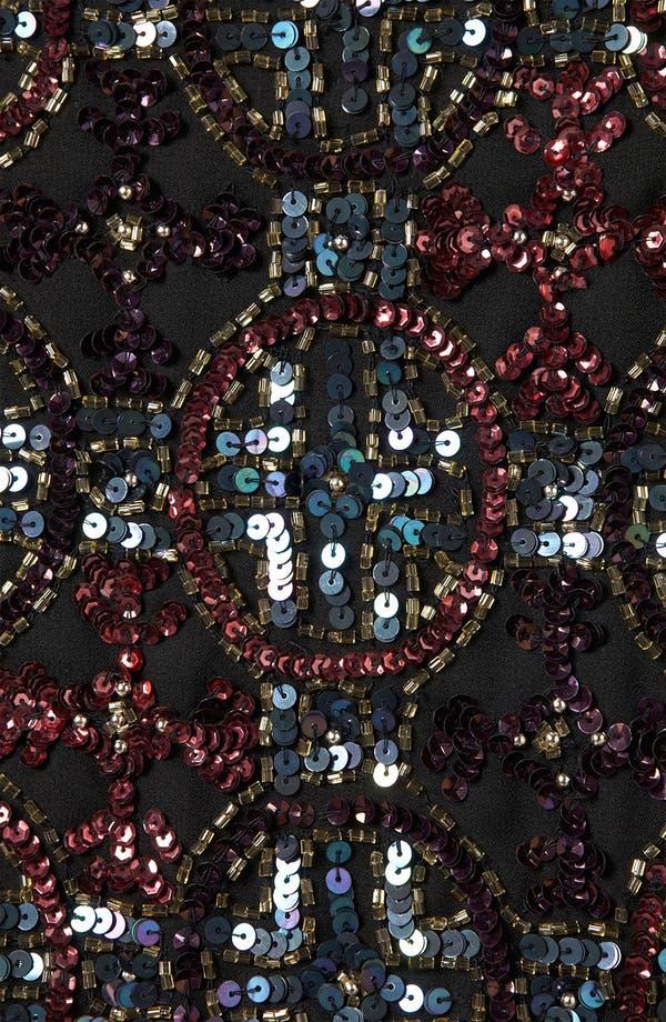 Alternate Image 3  - Topshop Embellished Miniskirt