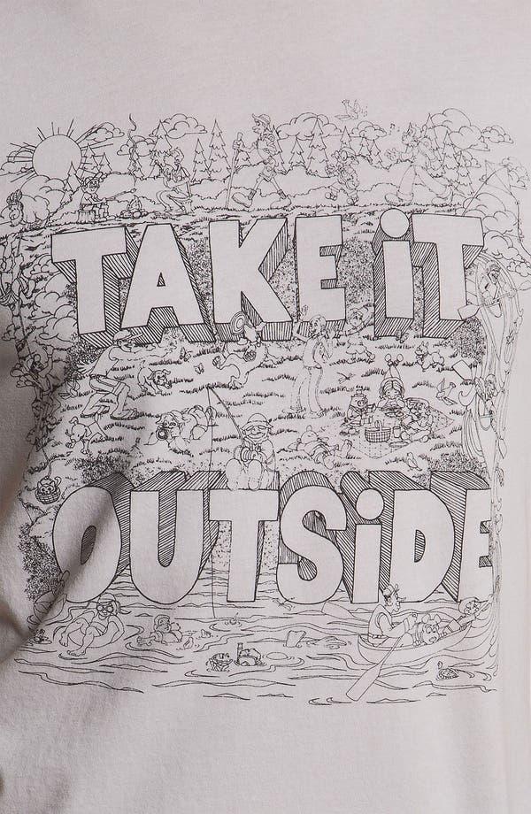 Alternate Image 3  - Toddland 'Take It Outside' T-Shirt