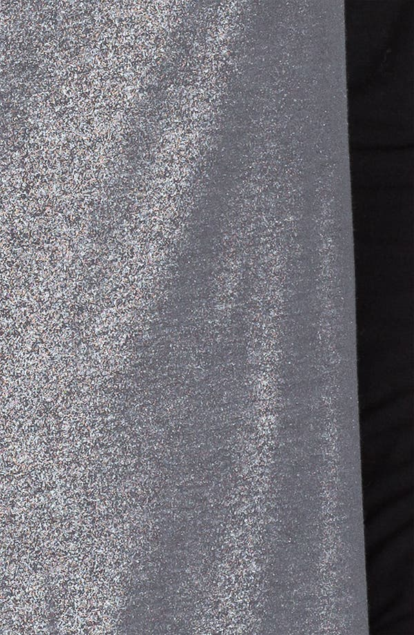 Alternate Image 3  - Trouvé Colorblock Metallic Top
