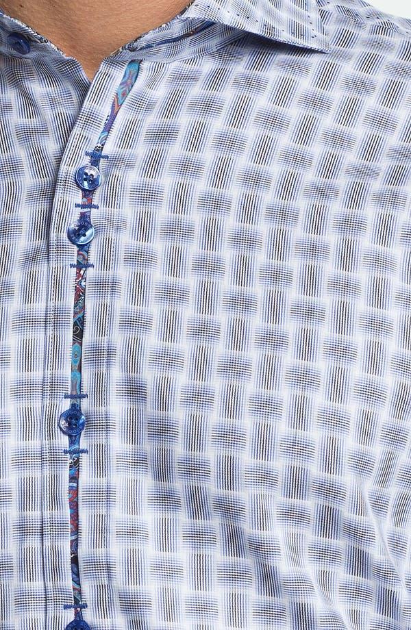 Alternate Image 3  - Bogosse 'G David 83' Trim Fit Sport Shirt