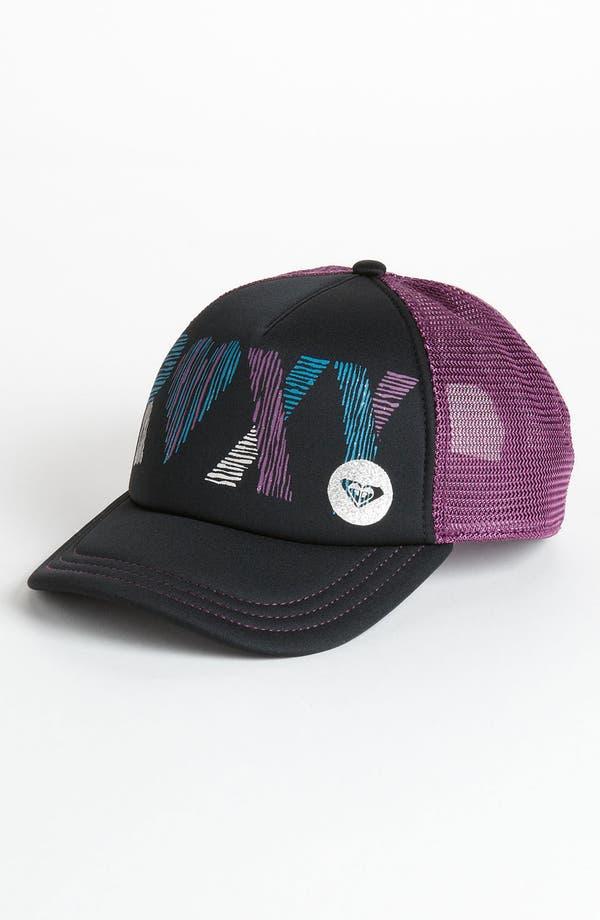 Alternate Image 1 Selected - 'Splashin' Baseball Cap (Girls)