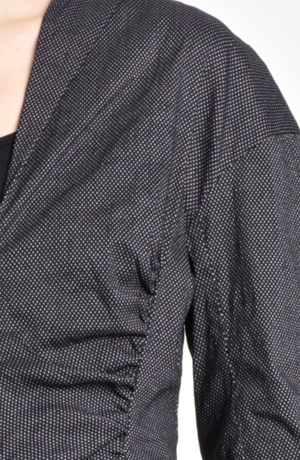 Alternate Image 5  - Nina Ricci Zip Front Pin Dot Jacket