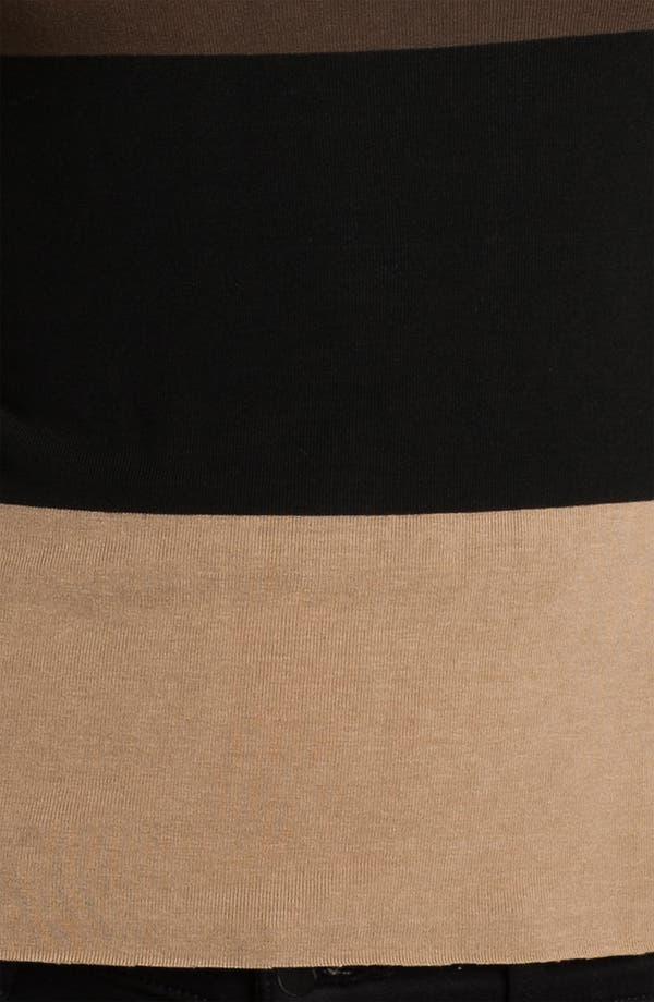 Alternate Image 3  - Bailey 44 Stripe Cutout Shoulder Top