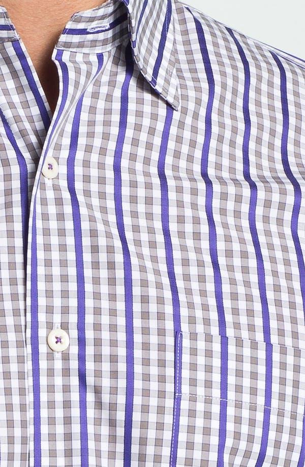 Alternate Image 3  - Peter Millar Regular Fit Sport Shirt