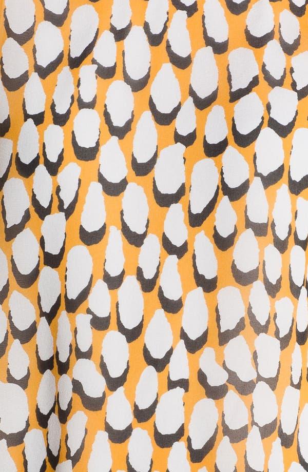 Alternate Image 3  - Diane von Furstenberg 'Robyn' Silk Blouse