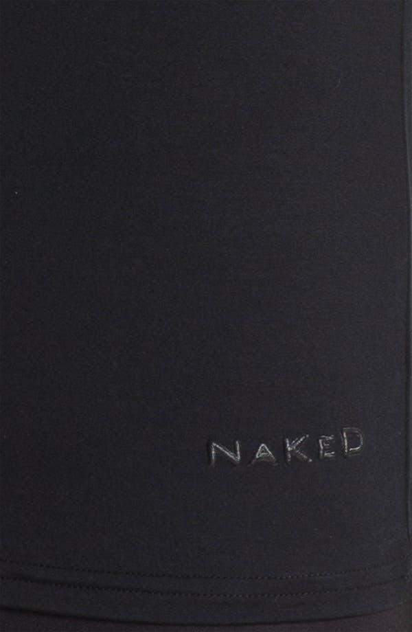 Alternate Image 3  - Naked V-Neck Micromodal Undershirt