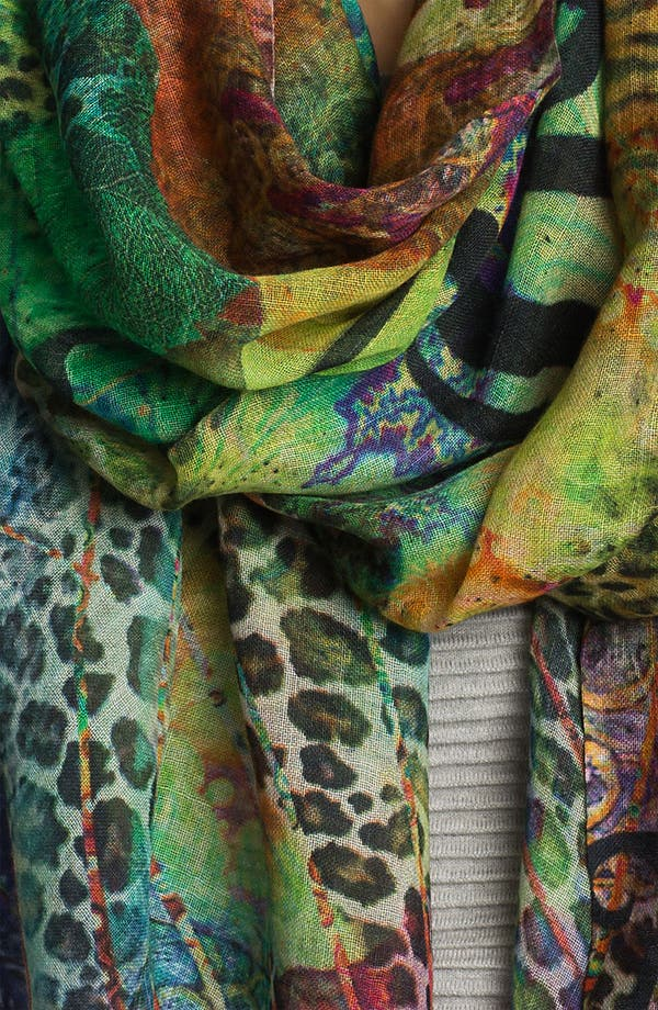 Alternate Image 2  - Shawlux 'Taurus' Cashmere & Silk Scarf