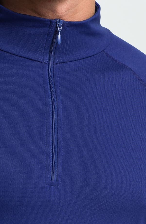 Alternate Image 3  - The North Face 'Baselayer - Light' FlashDry™ Technical Zip Neck T-Shirt (Online Only)