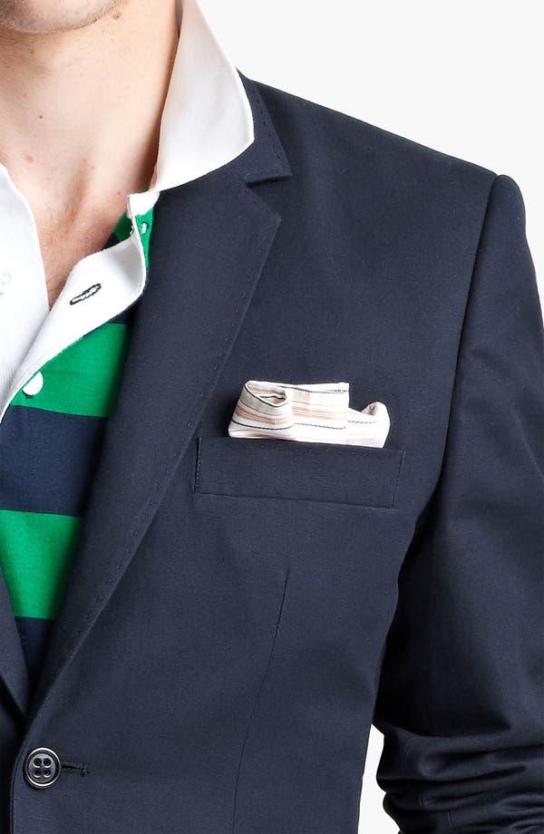 Alternate Image 3  - Shipley & Halmos Cotton Blazer