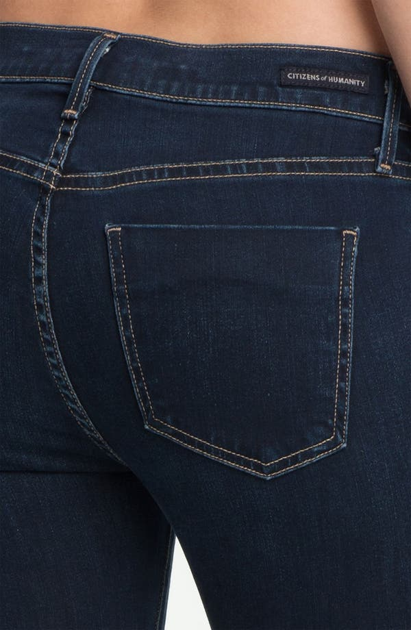 Alternate Image 3  - Citizens of Humanity 'Emmanuelle' Slim Bootcut Jeans (Starry)