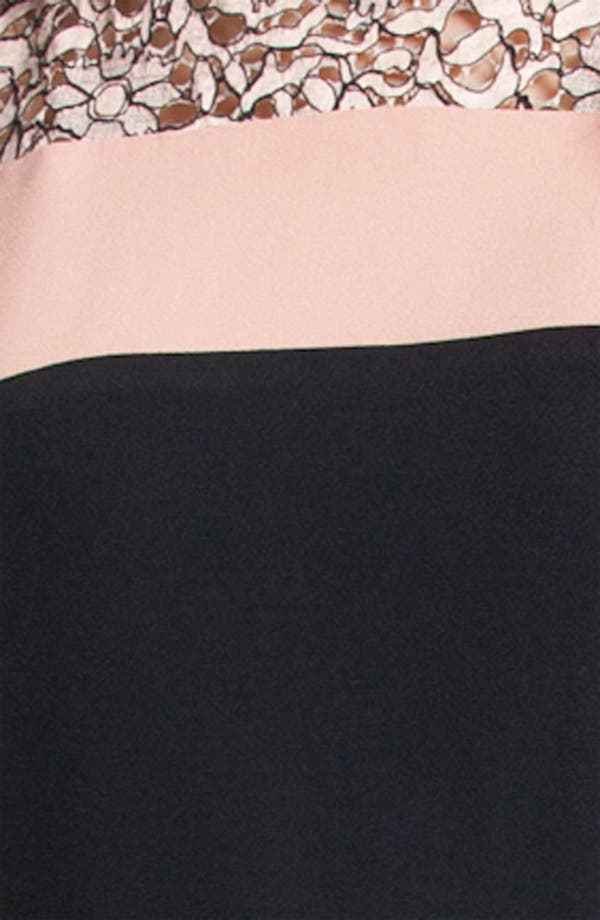 Alternate Image 3  - MSGM Lace Yoke Dress